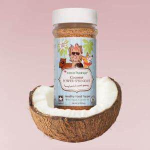 Coconut Power Sprinkles